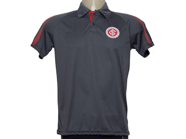 Camisa Masculina Dilva Oldoni Inter 479 Cinza