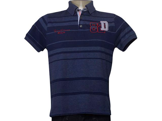 Camisa Masculina dj 0302529 Marinho
