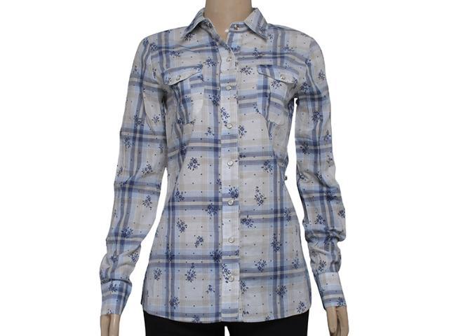 Camisa Feminina Dopping 011901507 Marinho