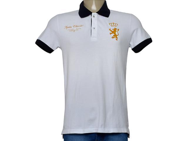 Camisa Masculina Dopping 015454516 Branco