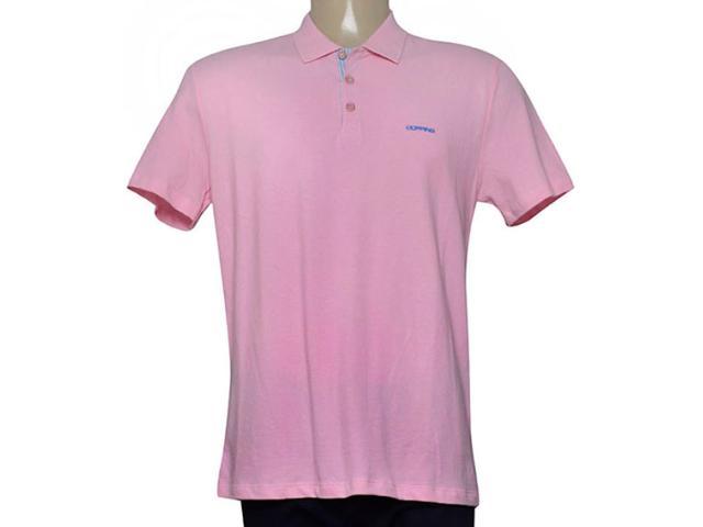 Camisa Masculina Dopping 015467016 Rosa