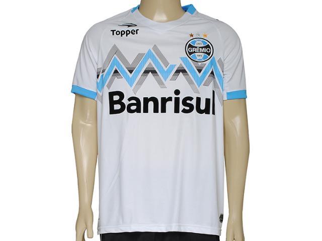 Camisa Masculina Grêmio C9004m Branco
