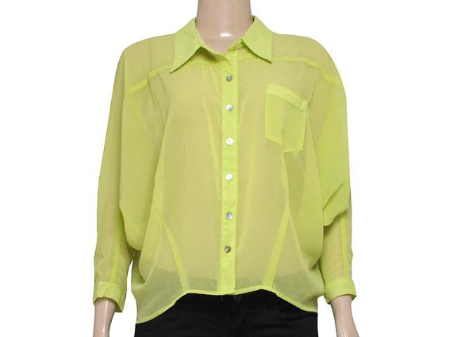 Camisa Feminina Index 07.01.000057 Limão