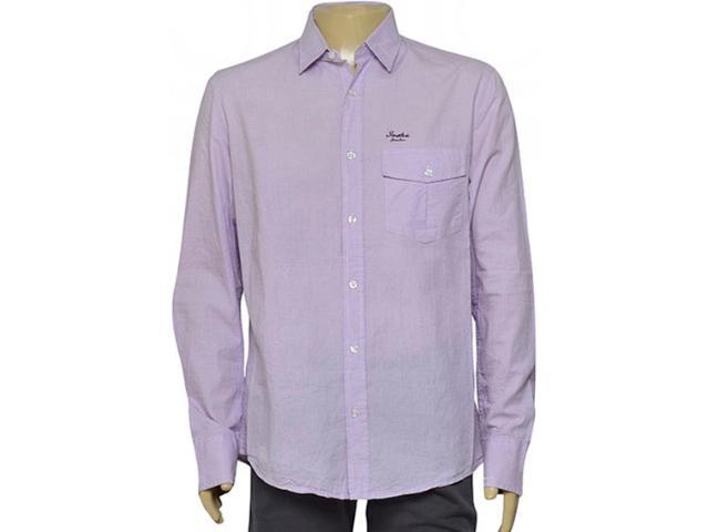 Camisa Masculina Index 07.01.000194 Lilas