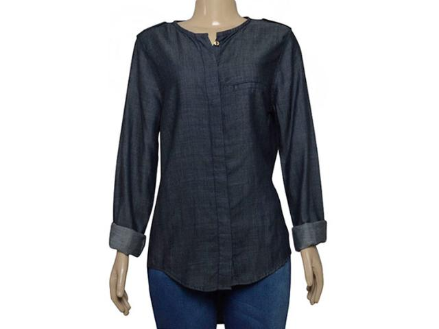 Camisa Feminina Index 07.01.000282 Jeans