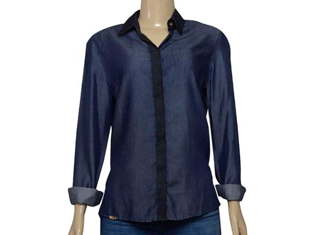 Camisa Feminina Index 07.01.000379 Jeans