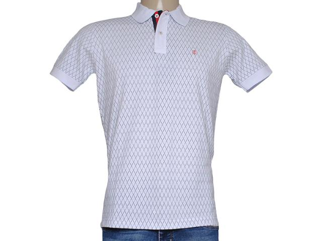 Camiseta Masculina Individual 306.22222.087 Branco