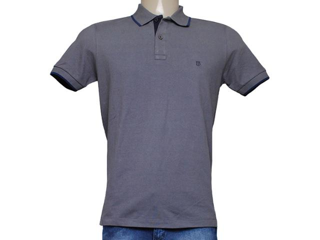 Camisa Masculina Individual 306.22222.121 Cinza