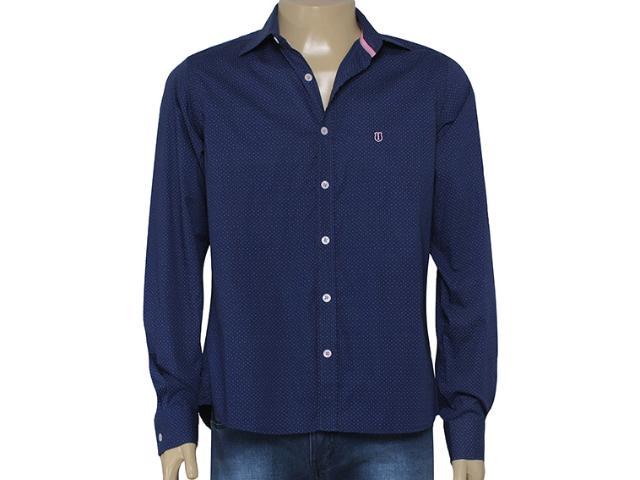 Camisa Masculina Individual 302.62073.001 Marinho