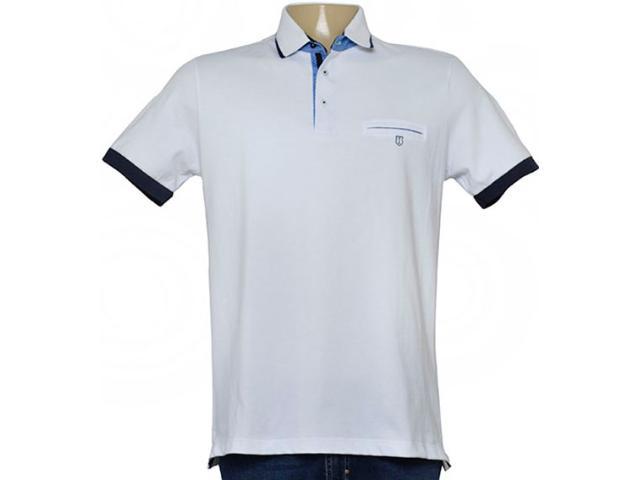 Camisa Masculina Individual 306.22222.203 Branco
