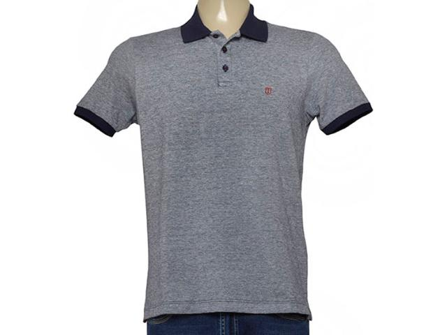 Camisa Masculina Individual 306.22222.197 Cinza
