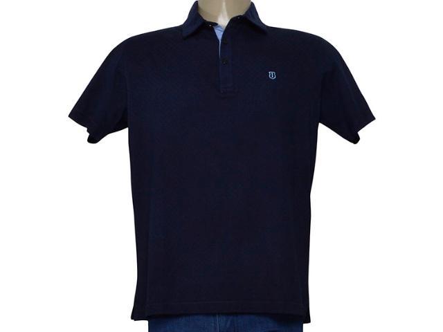 Camisa Masculina Individual 306.11111.052 Marinho