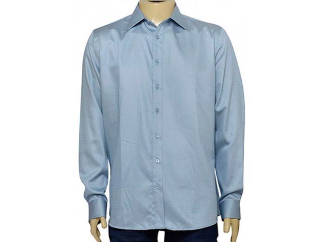 Camisa Masculina Individual 302.13326.001 Azul Claro