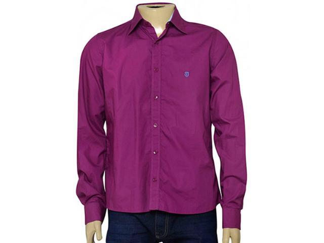 Camisa Masculina Individual 302.01017.033 Roxo