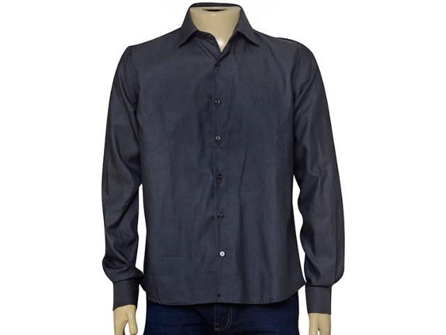 Camisa Masculina Individual 302.02381.004 Grafite