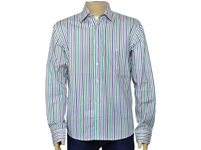 Camisa Masculina Individual 302.211.540 Branco/azul