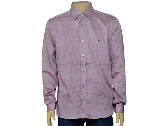 Camisa Masculina Individual 302.11105.001 Bordo