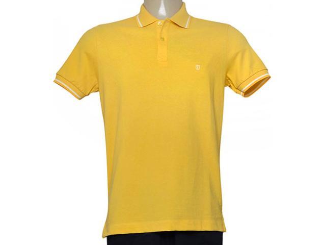 Camisa Masculina Individual 306.22222.264 Amarelo