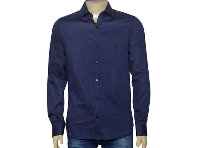 Camisa Masculina Individual 302.13462.001 Marinho