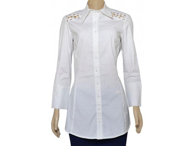 Camisa Feminina Lafort 264 Branco