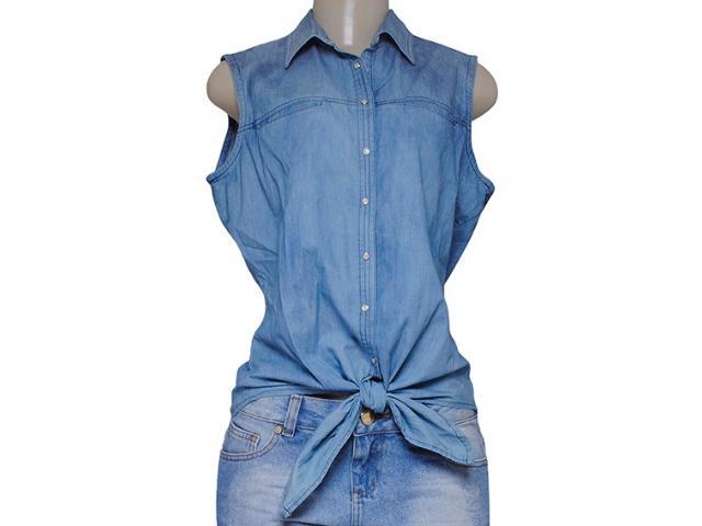 Camisa Feminina M.officer 116203017 Jeans