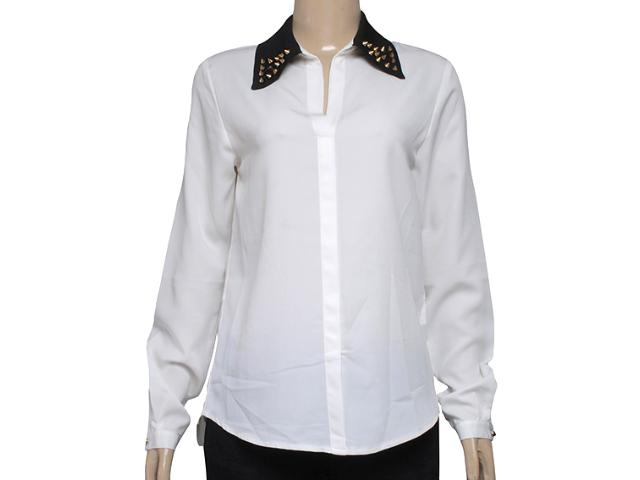 Camisa Feminina M.officer 115621007 Off White
