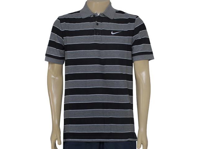 Camisa Masculina Nike 653955-091 Matchup Cinza/preto
