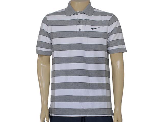 Camisa Masculina Nike 653955-064 Matchup Cinza/branco