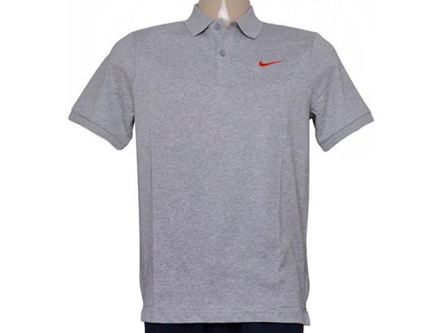Camisa Masculina Nike 727619-063 Matchup Jersey  Cinza