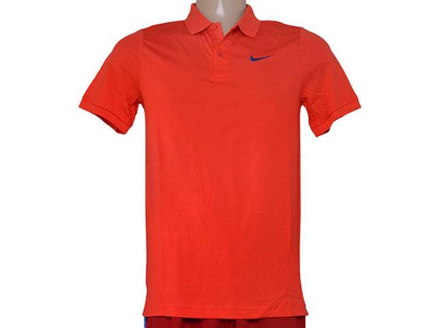 Camisa Masculina Nike 727619-696 Matchup Jersey Laranja