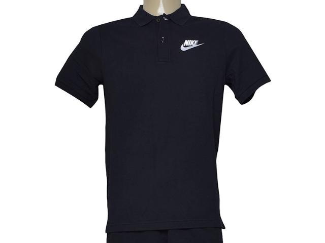 Camisa Masculina Nike 829360-010 Nsw pq Matchup  Preto