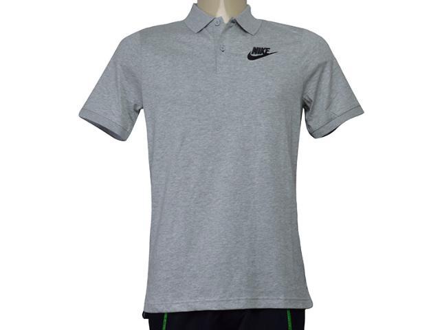 Camisa Masculina Nike 832865-063 Nsw Polo Mescla
