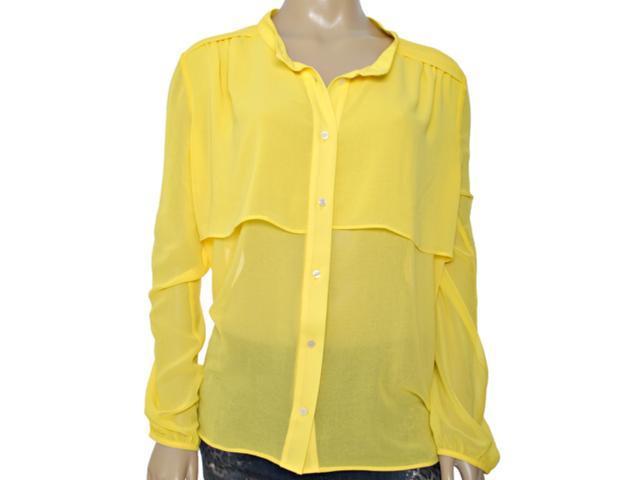 Camisa Feminina Coca-cola Clothing 303200211 Amarelo