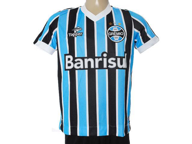 Camisa Masculina Grêmio C2000m Tricolor 2013 Tricolor