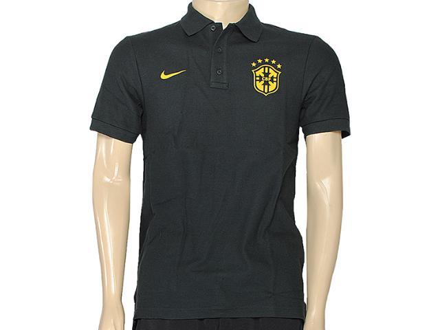 Camisa Masculina Nike 598253-337 Matchup Cbf Musgo Escuro