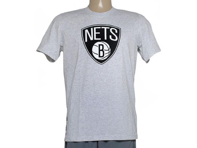 Camiseta Masculina Adidas S29936 Clubs Nba Mescla