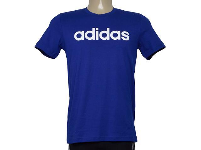 Camiseta Masculina Adidas Dm3136 Comm m t Azul