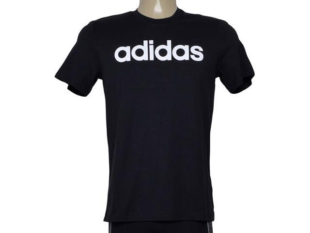 Camiseta Masculina Adidas Br4066 Comm m t Preto