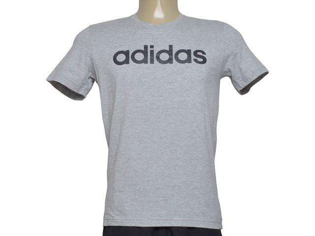 Camiseta Masculina Adidas Br4067 Comm m t Mescla