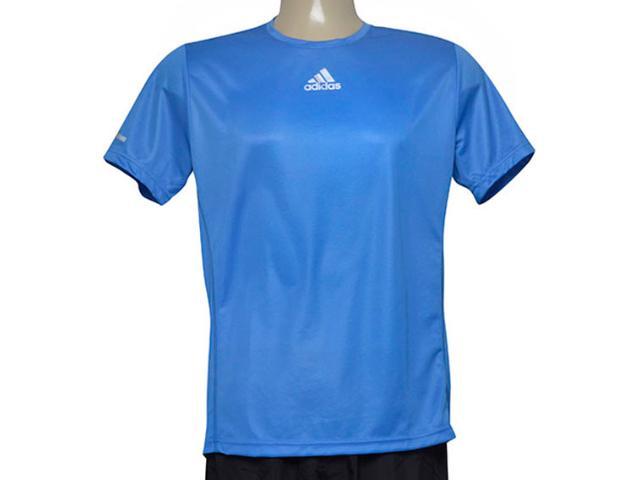 Camiseta Masculina Adidas Ax7530 Sequancial m Azul