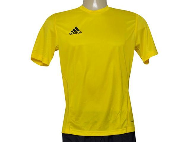 Camiseta Masculina Adidas S22396 Treino Core 1 Amarelo