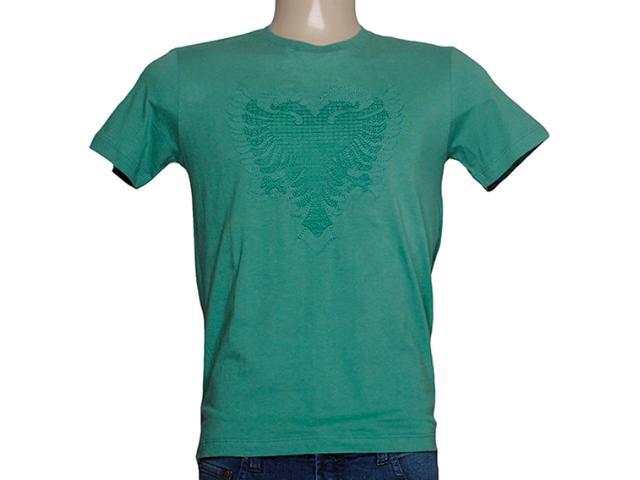 Camiseta Masculina Cavalera Clothing 01.01.7555 Verde