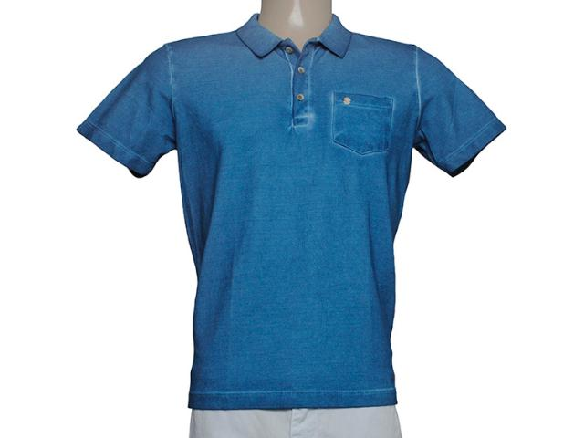 Camiseta Masculina Cavalera Clothing 03.01.3810 Azul