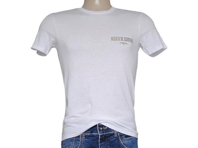 Camiseta Masculina Cavalera Clothing 01.01.7217 Branco