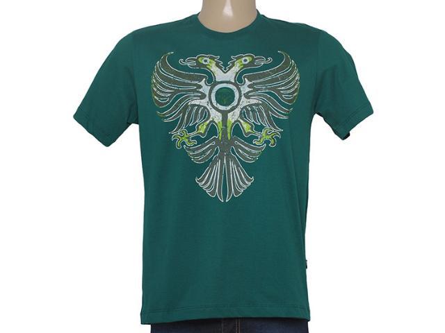 Camiseta Masculina Cavalera Clothing 01.01.8539 Verde