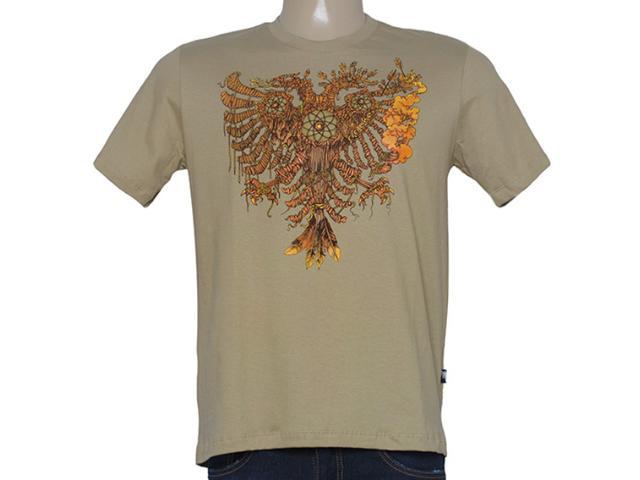 Camiseta Masculina Cavalera Clothing 01.01.8693 Caqui