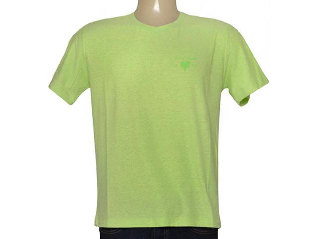 Camiseta Masculina Cavalera Clothing 01.01.7256 Verde Cidra