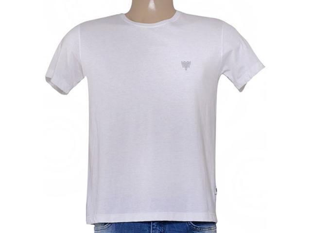 Camiseta Masculina Cavalera Clothing 01.01.7222 Branco