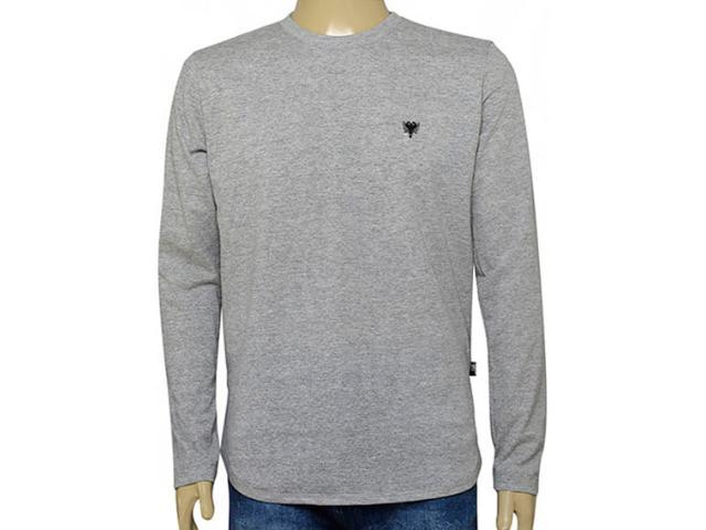Camiseta Masculina Cavalera Clothing 01.02.0705 Mescla