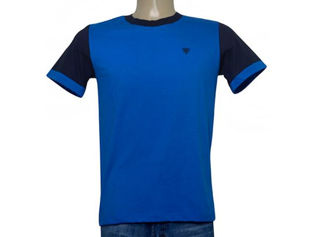 Camiseta Masculina Cavalera Clothing 01.01.9962 Royal